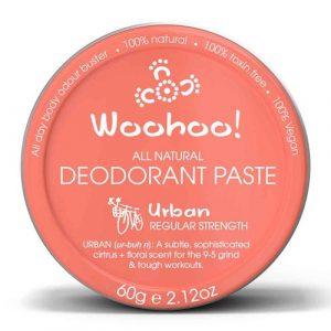 Woohoo Urban Deodorant Paste 60g 1